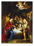 Rubens: Adoration  C1608
