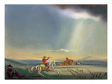 Dali: St George  1962