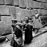 Peru: Fashion Model  1950S
