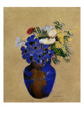 Redon: Vase Of Flowers
