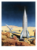 Mars Mission  1950S