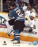 Jeremy Roenick San Jose Sharks Checking Vertical