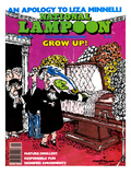 National Lampoon  September 1977 - Grow Up: Childish from the Coffin