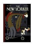 The New Yorker Cover - January 18  2010