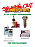 National Lampoon  December 1976 - Selling Out! Patronize Our Advertisers