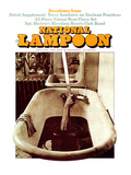 National Lampoon  November 1972 - Decadence Issue
