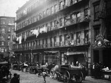 New York: Tenements  1912