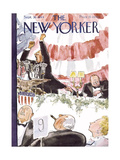The New Yorker Cover - September 30  1944
