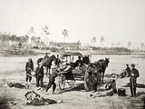 Civil War: Ambulance  1864