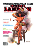 National Lampoon  June 1986 - Horror and Fantasy Issue
