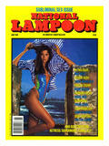 National Lampoon  June 1988 - Subliminal Sex Issue