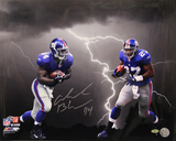 Ahmad Bradshaw Lightning Collage