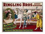 Circus Poster  C1918