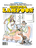 National Lampoon  March 1981 - Women and Dogs