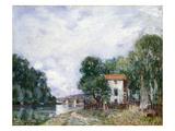 Sisley: Landscape
