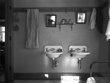 Farmhouse Washroom  1936