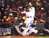 Manny Ramirez 2007 WS Game 1 RBI Single