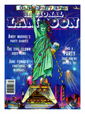 National Lampoon  December 1989 - Gala Party Issue