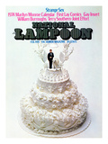 National Lampoon  February 1974 - Strange Sex and a Wedding Cake