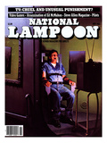 National Lampoon  November 1981 - TV: Cruel and Unusual Punishment