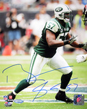 Bart Scott Jets Green Jersey Vertical