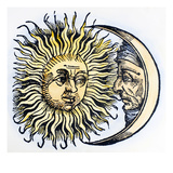 Sun And Moon  1493