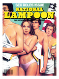 National Lampoon  May 1980 - Sex Roles Issue