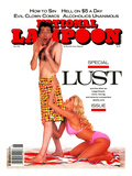 National Lampoon  June 1990 - Lust