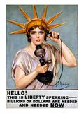 War Poster  C1918