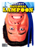 National Lampoon  August 1980 - Anxiety