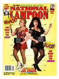 National Lampoon  September and October 1994 - Attack of the 5 ft 2 Women