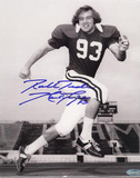 "Marty Lyons Alabama Portrait w/"" Roll Tide"" Insc Autographed Photo (Hand Signed Collectable)"