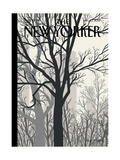 The New Yorker Cover - January 23  2012