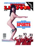 National Lampoon  May 1986 - Sports Illustrated Swimsuit Parody  The Diver
