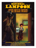 National Lampoon  June 1978 - The Wild West