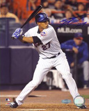 Carlos Gomez Mets (AM Auth) Autographed Photo (Hand Signed Collectable)