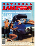 National Lampoon  October 1982 - OC and Stiggs