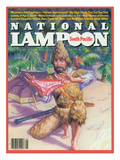National Lampoon  April 1983 - South Pacific