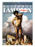 National Lampoon  April 1982 - Failures  The Oops of Atlas