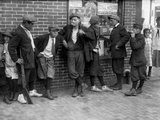 Massachusetts: Gang  C1916