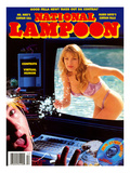 National Lampoon  25th Anniversary 1995- Computer Gets Him Wet