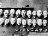 World War I: Masks  1918