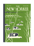 The New Yorker Cover - April 26  2010