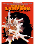 National Lampoon  January 1972 - Is Nothing Sacred