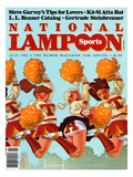 National Lampoon  July 1982 - Revealing Sports