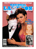 National Lampoon  December 1988 - The Playboy Wars