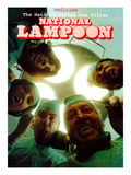 National Lampoon  May 1975 - The Nations Number One Killer: Monster Surgeons