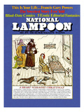 National Lampoon  December 1971 - A Heart-Warming Christmas