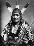 Sioux Man  C1890