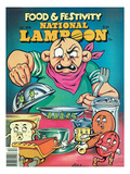 National Lampoon  December 1978 - Food and Festivity  The Food is Hiding